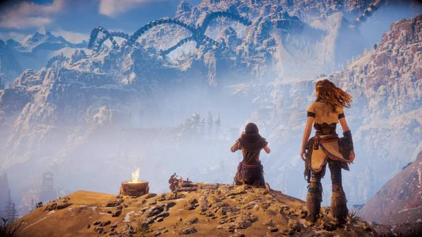 Horizon Zero Dawn| Place