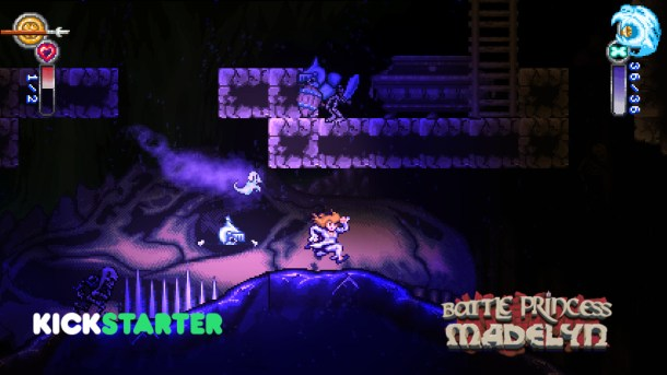 Battle Princess Madelyn | I've Got My Eye On You