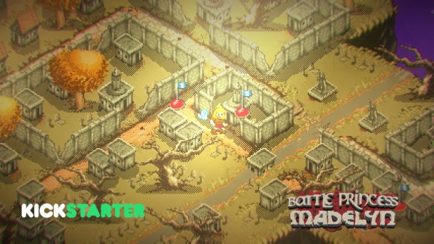 Battle Princess Madelyn | Level 1 Map