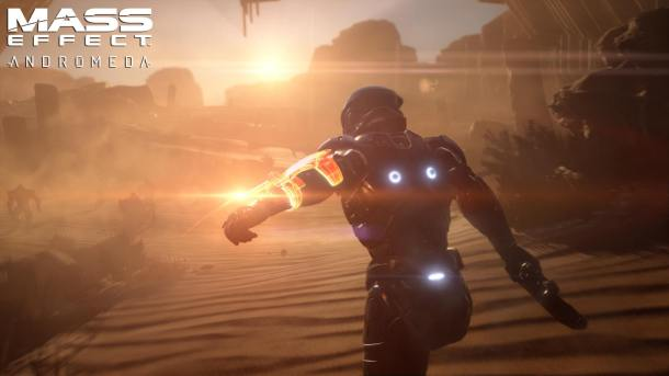 Mass Effect: Andromeda | Direction