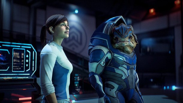 Mass Effect: Andromeda | Young