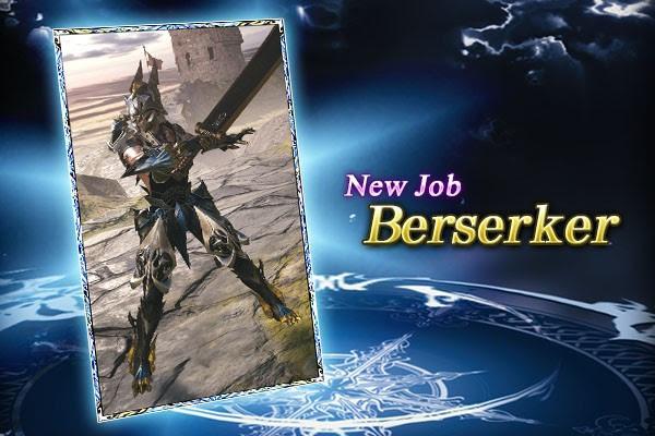 Mobius Final Fantasy | Berserker