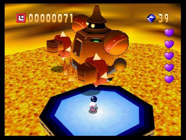 Nintendo Download | Bomberman 64