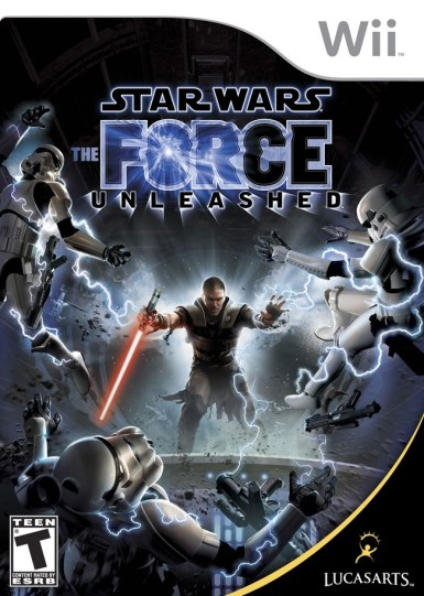 The Force Unleashed | Boxart