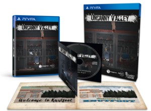 Uncanny Valley (Signature Edition PS Vita)