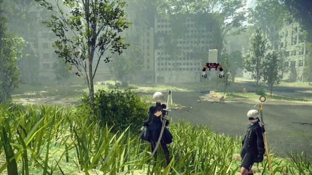 NieR: Automata | City Ruins