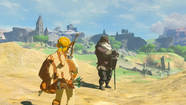 Breath of the Wild | Old Man
