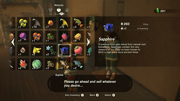 Breath of the Wild | Rupees