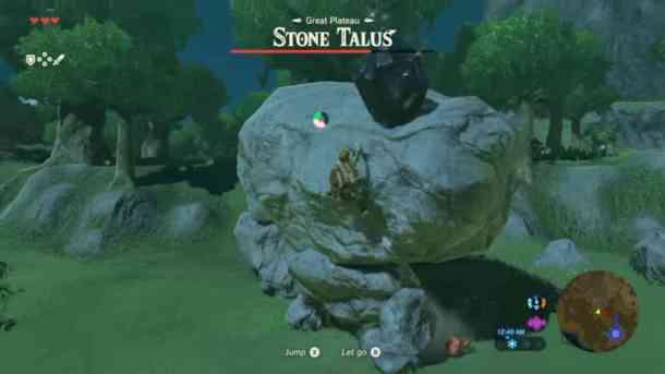 Breath of the Wild | Stone Talus