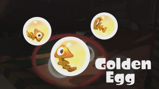 Splatoon 2 | Golden Eggs