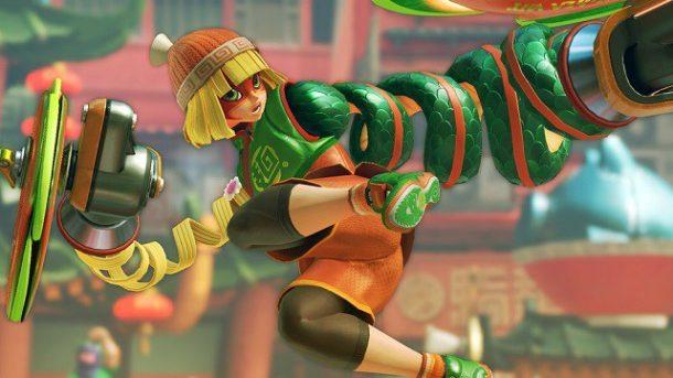 ARMS Best Nintendo Exclusive