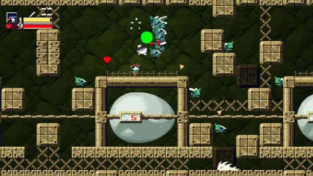 Cave Story+ | Egg Room