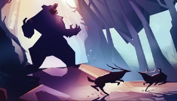 Deer God | Bear Trouble