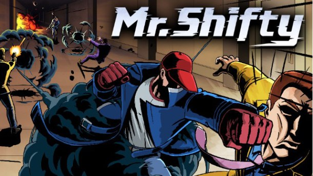 Nintendo Download | Mr. Shifty