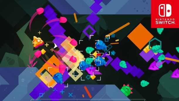 Nintendo Download | Graceful Explosion Machine
