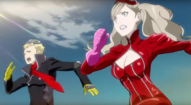 Persona 5 | Animated