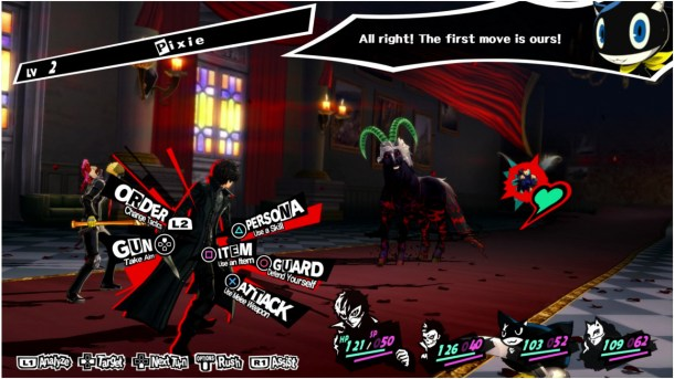 Persona 5 Best Gameplay