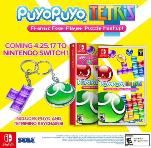 Puyo Puyo Tetris | Switch