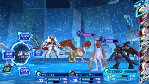 Digimon Story: Cyber Sleuth - Hacker's Memory | Battle