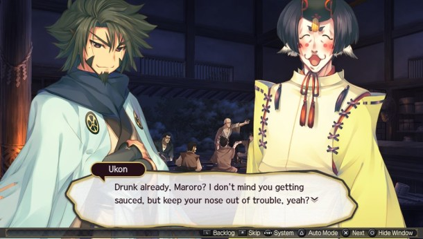 Utawarerumono: Mask of Deception I Maroro