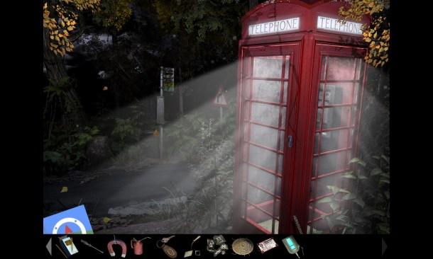 Barrow Hill: The Dark Path | Phone Booth