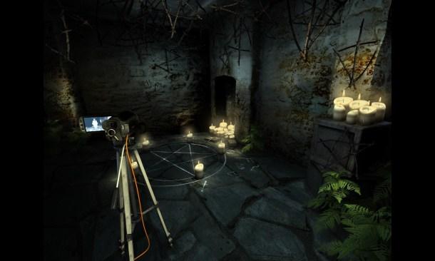 Barrow Hill: The Dark Path | Ritual
