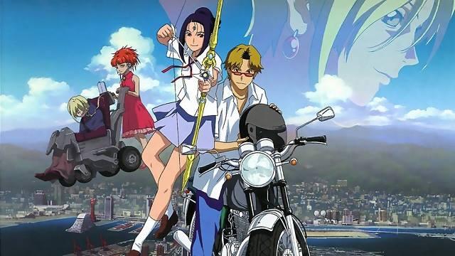 arjuna anime