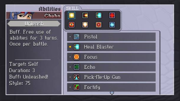 Cosmic Star Heroine | Abilities