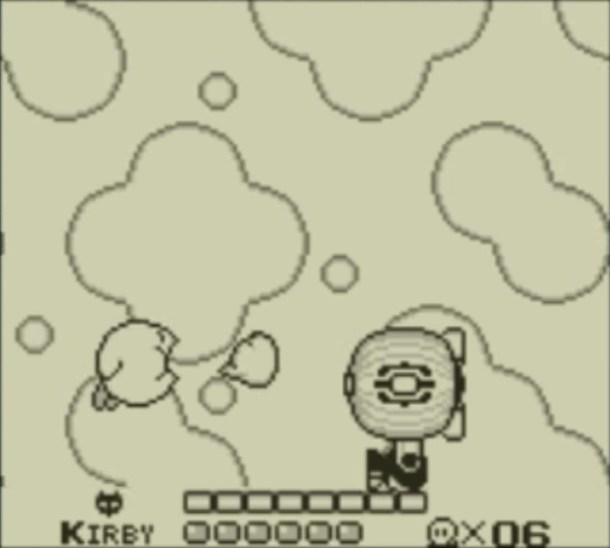 Kirby's Dream Land | Mint Leaf