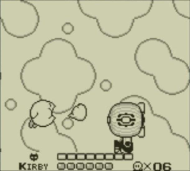 Kirby's Dream Land | Mint Leaf