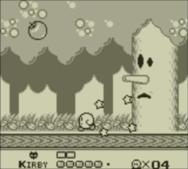 Kirby's Dream Land | Whispy Woods