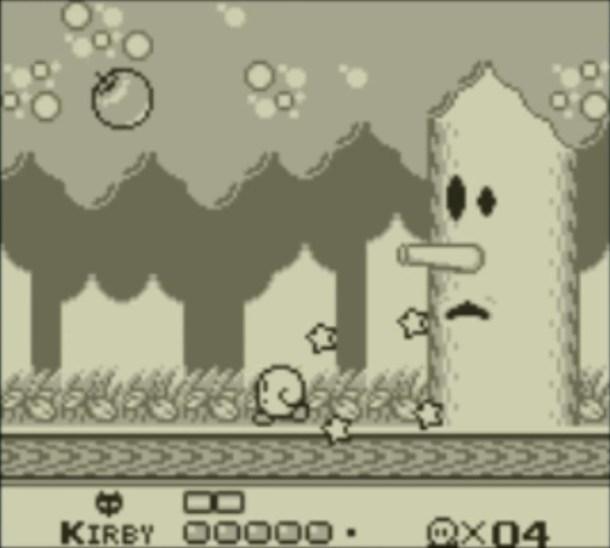 Kirby's Dream Land | Whispy Woods