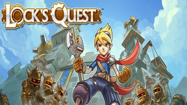 Lock's Quest | Featured Image