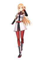 Ordinal Scale Costume - Asuna