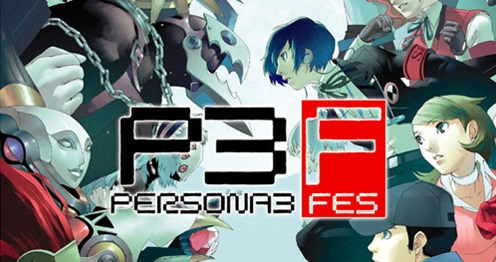 7 fave games | Persona 3 FES - Logo