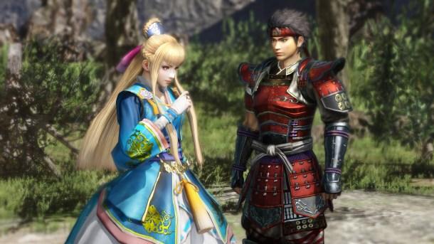 Samurai Warriors: Spirit of Sanada | Chacha and Yukimura