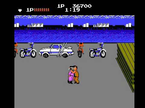 Renegade|NES