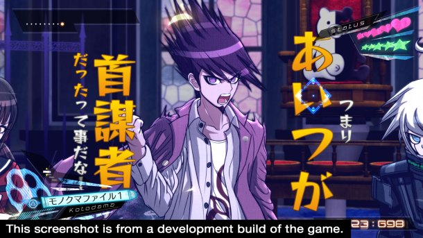 Danganronpa V3 | Shooting Contradictions
