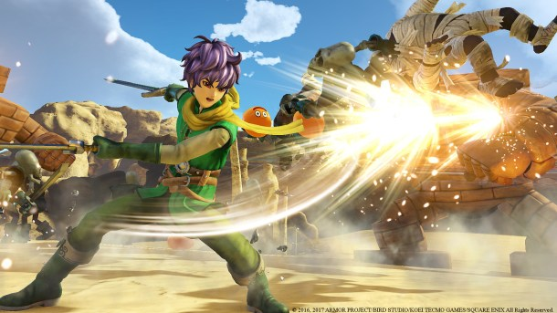Dragon Quest Heroes | Sword