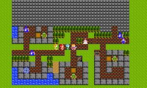 Dragon Quest XI | Galenholm from Dragon Quest I