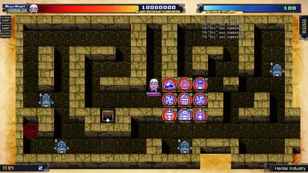 Dungeon of Corruption | Gameplay