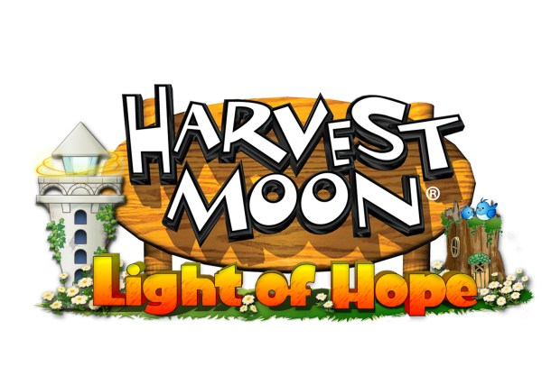 Harvest Moon Light of Ruin | Logo