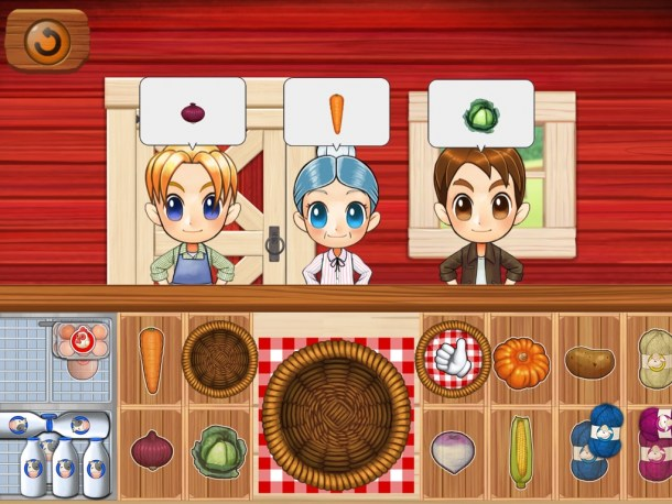 Harvest Moon Lil' Farmers | Handing Out Stuff