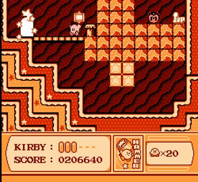 Kirby's Adventure | Hammer