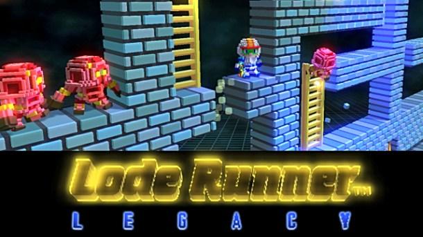 oprainfall | Lode Runner: Legacy