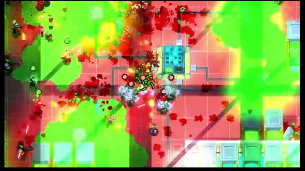 Serious Sam BD | Pretty colors