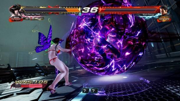 Tekken 7   Rage