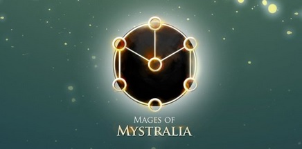 Mages of Mystralia | Game Logo