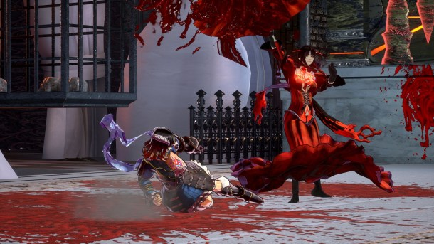 Bloodstained: Ritual of the Night | Bloodless
