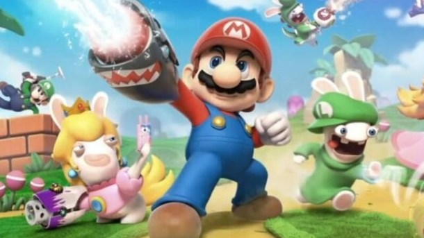 Nintendo Download | Mario + Rabbids Kingdom Battle